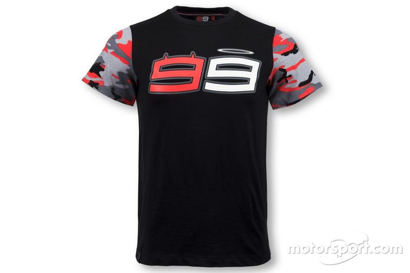 "T-shirt Jorge Lorenzo ""99"" 2016"