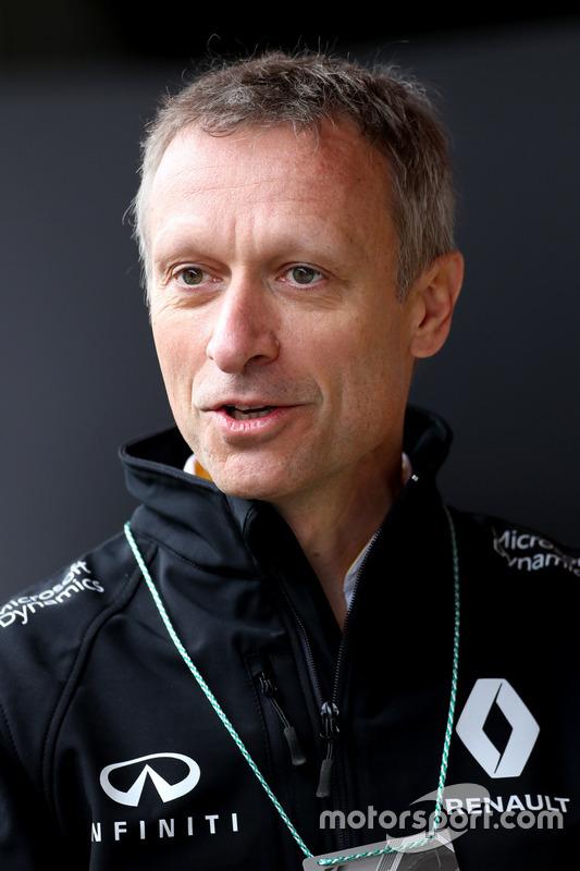 Bob Bell, Renault Sport Formula One Team