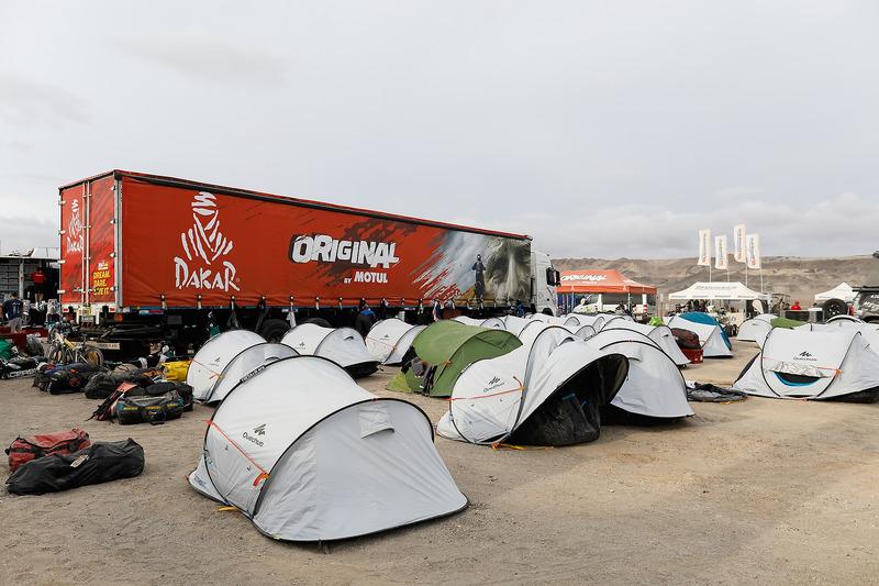 Tiendas de campaña