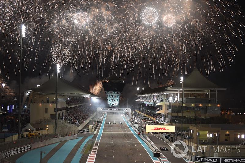 21. GP Abu Dhabi (23-25 November)
