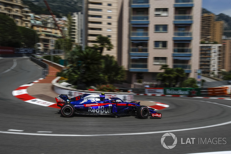 15. Brendon Hartley, Scuderia Toro Rosso STR13