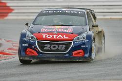 Тіммі Хансен, Peugeot