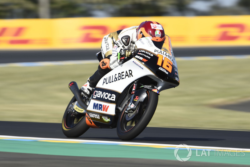 Andrea Migno, Ángel Nieto Team Moto3