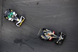 Jean-Eric Vergne, Techeetah. Lucas di Grassi, Audi Sport ABT Schaeffler