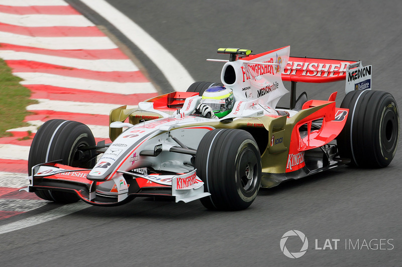 Force India 2008