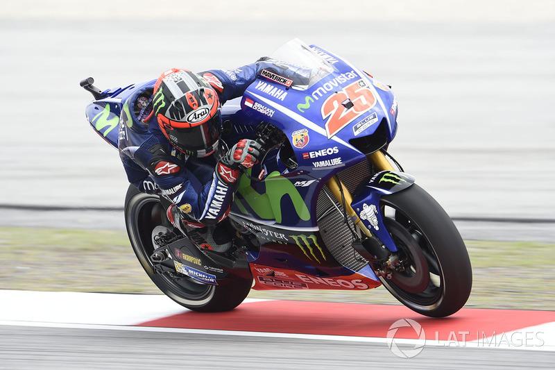 9. Maverick Viñales, Yamaha Factory Racing