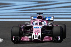 Серхио Перес, Sahara Force India F1 VJM11