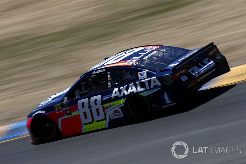 17. Alex Bowman, Hendrick Motorsports, Chevrolet Camaro Axalta