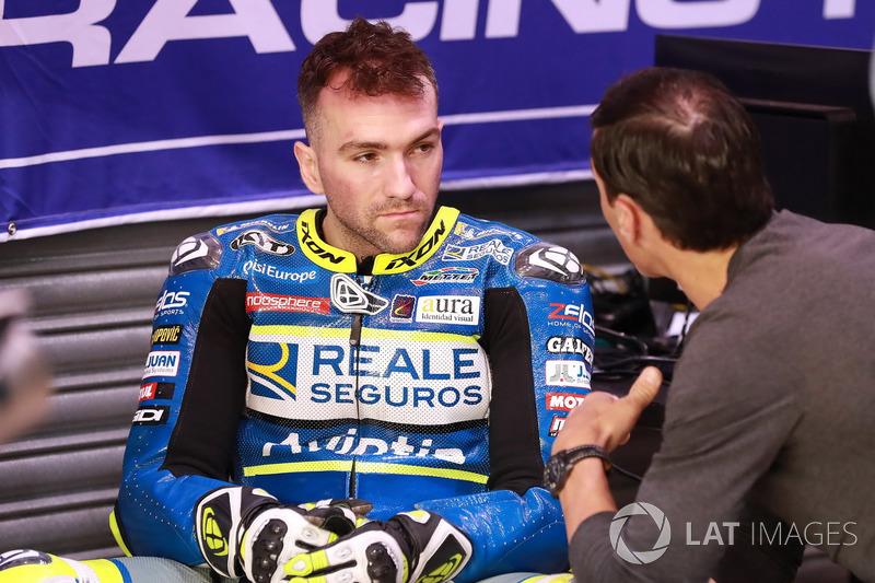 Xavier Simeon, Avintia Racing, Rubens Xaus