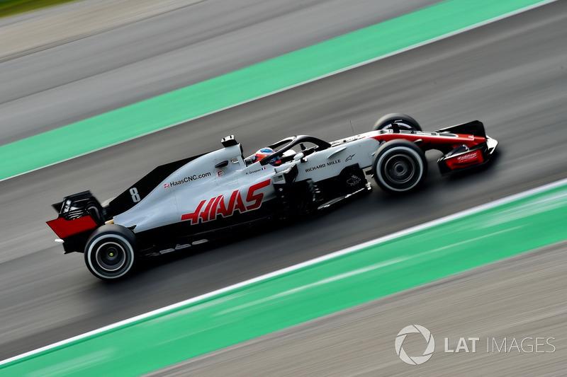 9e : Haas VF-18