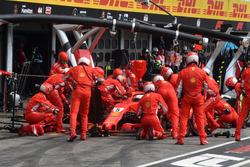 Sebastian Vettel, Ferrari SF71H Sebastian Vettel, Ferrari SF71H