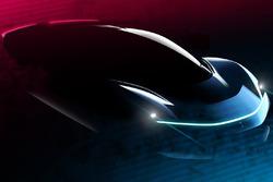 Teaser hypercar Pininfarina