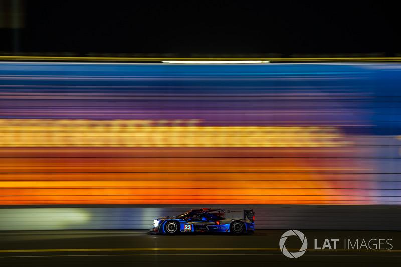 3. #23 United Autosports Ligier LMP2, P: Phil Hanson, Lando Norris, Fernando Alonso