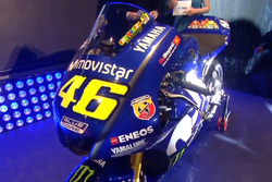 Yamaha YZR-M1 of Valentino Rossi, Yamaha Factory Racing