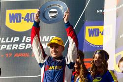 Podio: tercer lugar Scott Pye, Team Penske Ford