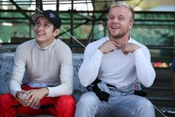 Zach Veach, Belardi Auto Racing, Felix Rosenqvist, Belardi Auto Racing