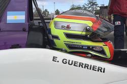 Vasco de Esteban Guerrieri en pruebas con F4 Sudamericana