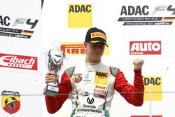 Podium: 2. Mick Schumacher, Prema Powerteam