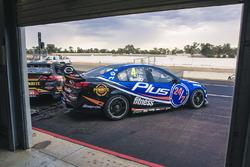 The car of Aaren Russell, Erebus Motorsport