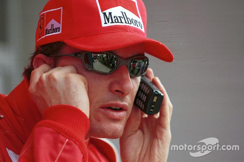 Eddie Irvine, ex-piloto de F1