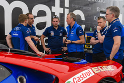 Ford Performance Chip Ganassi Racing team members