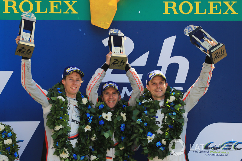 Winst op Le Mans