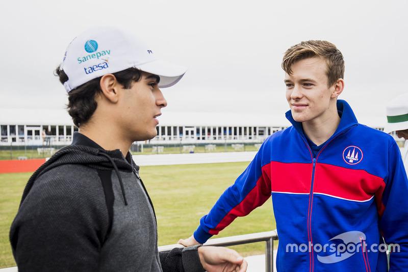 Sergio Sette Camara, MP Motorsport, Callum Ilott, Trident