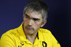 Nick Chester, Technical Director, Renault Sport F1 Team,