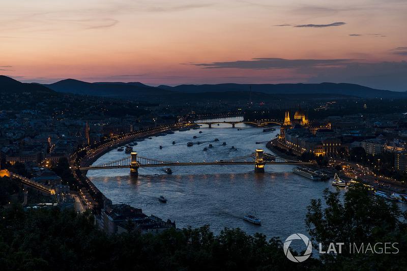 Будапешт у сутінках