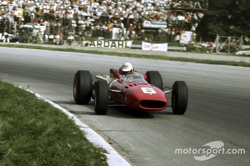 Людовико Скарфиотти, Ferrari – Гран При Италии 1966 года