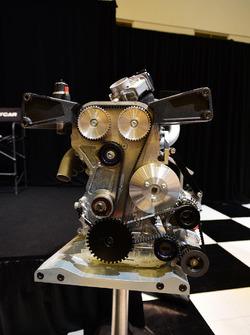 Tatuus PM-18 engine