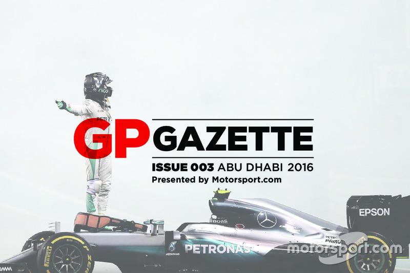 GP Gazette 003 promo