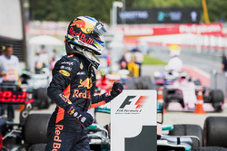 Third place Daniel Ricciardo, Red Bull Racing
