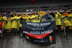 Уболівальники McLaren Honda