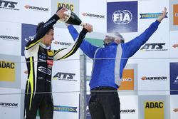 Winnaar Lando Norris, Carlin, Dallara F317