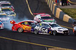 Jason Bright, Prodrive Racing Australia Ford, Will Davison, Tekno Autosports Holden