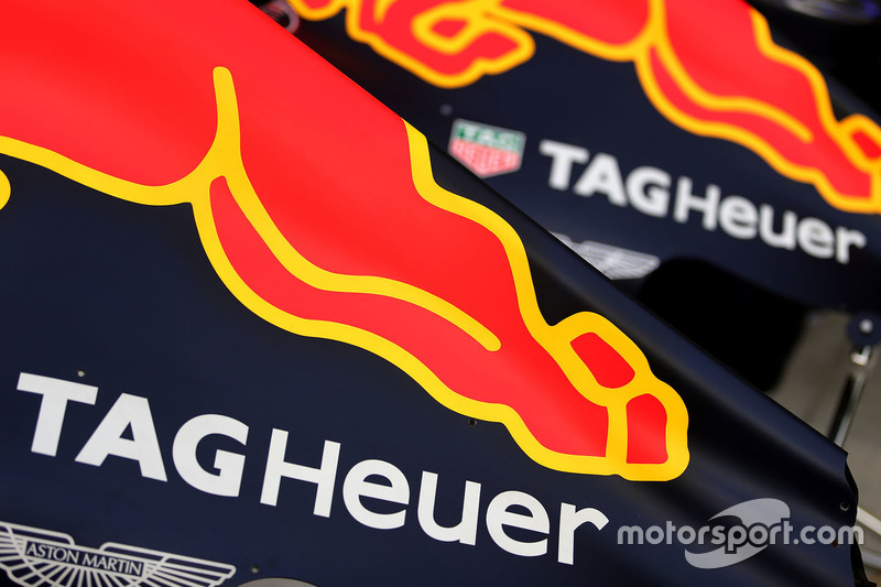 Detail: Red Bull Racing RB12