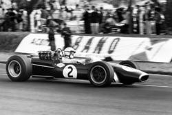 Денни Хьюм, Brabham BT24-Repco