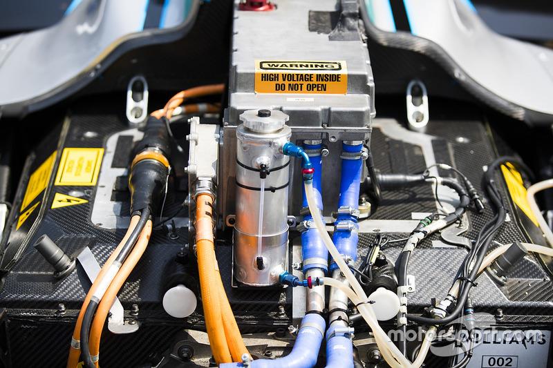 Detail: Formula E technology