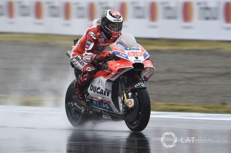 7. Хорхе Лоренсо, Ducati Team - 116 очок