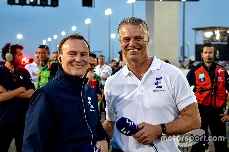 Ralf Waldmann and Jan Stecker, Eurosport Germany