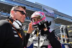 Esteban Ocon, Sahara Force India F1, Bradley Joyce, Sahara Force India