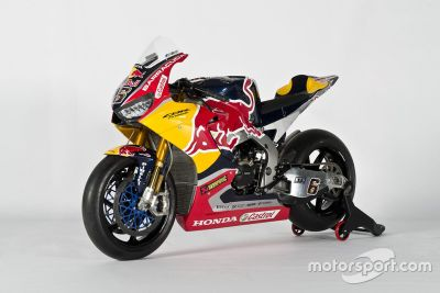Honda Team launch