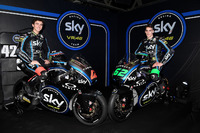 Francesco Bagnaia, Stefano Manzi, Sky Racing Team VR46