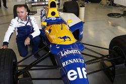 Paddy Lowe, Williams FW14B Renault