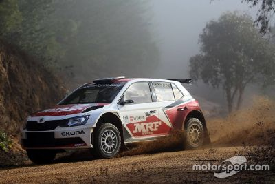 Asia Pacific Rally Championship: Australia