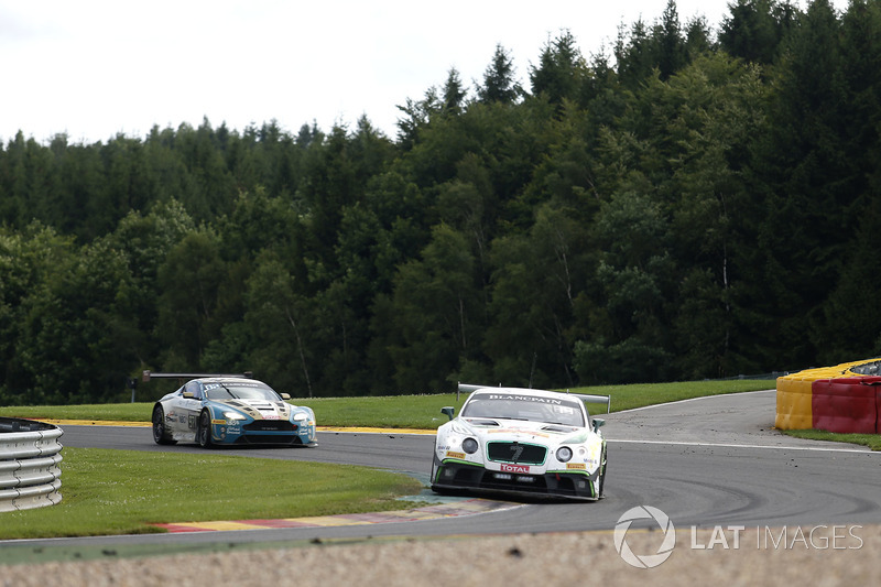 #7 Bentley Team M-Sport Bentley Continental GT3: Стівен Кейн, Гай Сміт, Олівер Джарвіс