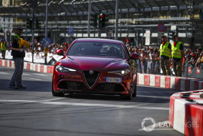 Marcus Ericsson, Sauber Alfa Romeo Quadrifoglio