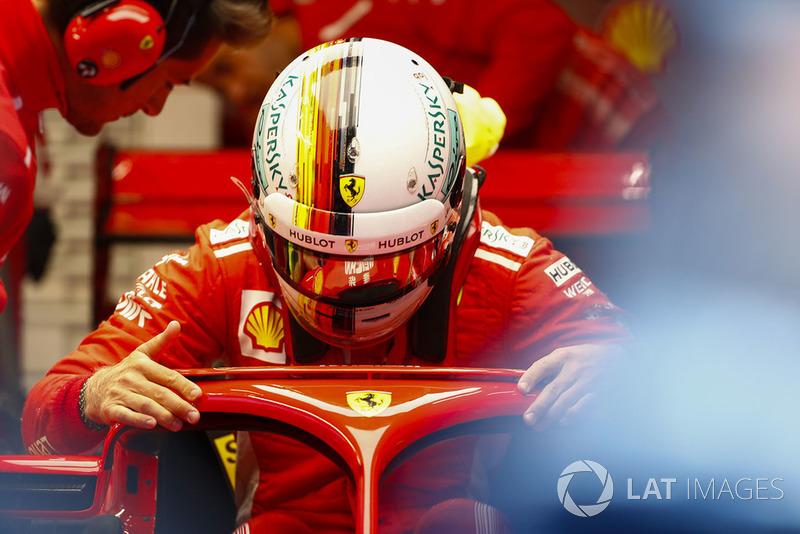 1 місце — Себастьян Феттель, Ferrari. Умовний бал — 80,83