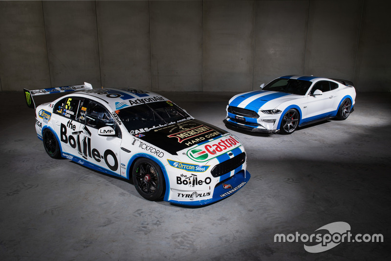 Tickford Racing – Mark Winterbottom/Dean Canto
